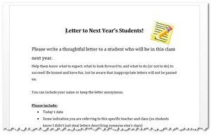Wouldnu0027t It Be Nice If You Had All The Directions For This Activity Already  On A 1 Page Document So You Could Just Print And Hand Your Students A Sheet  Of ...